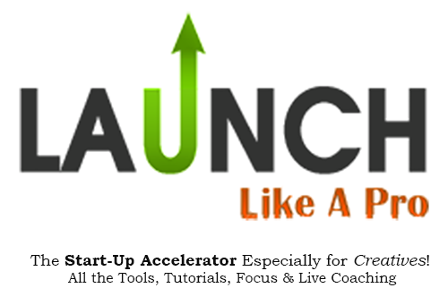 The Start-up Accelerator Especially for Creatives!!